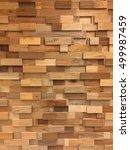 wood block texture.   Shutterstock . vector #499987459