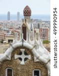 impressive architecture and... | Shutterstock . vector #499990954
