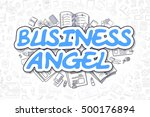 Business Angel   Sketch...