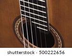 guitar detail | Shutterstock . vector #500222656