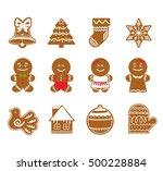 vector illustration   ... | Shutterstock .eps vector #500228884