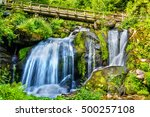 Triberg Falls  One Of The...