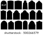 illustration of different... | Shutterstock .eps vector #500266579