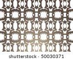 decorative wallpaper design in... | Shutterstock .eps vector #50030371