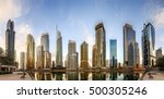 Panoramic View Of Business Bay...
