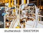 pressure transmitter  and... | Shutterstock . vector #500373934