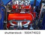 American Classic Car Hot Rod...