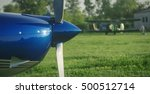 Small photo of Air airplane propeller