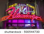 las vegas   oct 05   the... | Shutterstock . vector #500544730