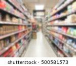 abstract blur luxury... | Shutterstock . vector #500581573
