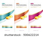 shampoo bottle template design... | Shutterstock .eps vector #500622214