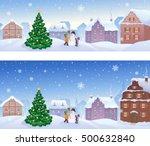 vector cartoon illustration of... | Shutterstock .eps vector #500632840