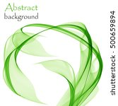abstract background with green... | Shutterstock .eps vector #500659894