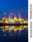 Reflection Of Gas Turbine Powe...