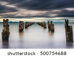 Old Pier At Clifton Springs...