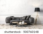 3d render of beautiful clean... | Shutterstock . vector #500760148