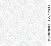 vector seamless pattern.... | Shutterstock .eps vector #500774866
