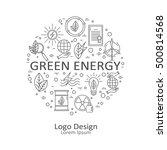 big set of symbols of... | Shutterstock .eps vector #500814568
