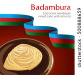 badambura   this is a national... | Shutterstock .eps vector #500888659