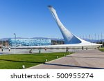 sochi  russia  january 2015 ... | Shutterstock . vector #500955274