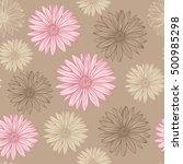 Seamless Pattern In Pastel...
