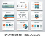 set of infographic elements.... | Shutterstock .eps vector #501006103