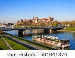 Panorama Of Cracow  Poland ...