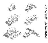 vector illustration. set of...   Shutterstock .eps vector #501099919