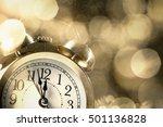 happy new years eve | Shutterstock . vector #501136828
