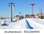 new york city   january 24 ...   Shutterstock . vector #501206944