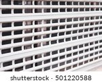 security shutters  grilles  ... | Shutterstock . vector #501220588