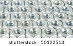 coarse thread hex nuts | Shutterstock . vector #50122513