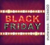 abstract black friday sale... | Shutterstock .eps vector #501266620
