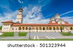 alba iulia  romania   july ...   Shutterstock . vector #501323944