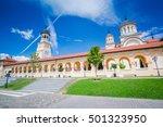 alba iulia  romania   july ...   Shutterstock . vector #501323950