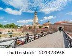 alba iulia  romania   july ...   Shutterstock . vector #501323968