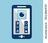 smartphone camera app  selfie...