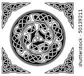 celtic vector design | Shutterstock .eps vector #50139211