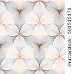 flower pattern vector ...   Shutterstock .eps vector #501515173