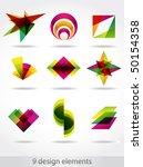 design elements | Shutterstock .eps vector #50154358