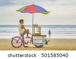 montanita  ecuador  october  ...   Shutterstock . vector #501585040