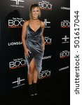 "Small photo of LOS ANGELES - OCT 17: Alisha Marie at the ""Tyler Perry's BOO! A Madea Halloween"" Premiere at the ArcLight Hollywood on October 17, 2016 in Los Angeles, CA"