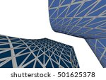 abstract geometric... | Shutterstock .eps vector #501625378
