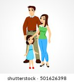 family | Shutterstock .eps vector #501626398