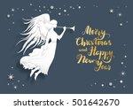dark holiday design | Shutterstock .eps vector #501642670