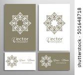 vector geometric design element ...   Shutterstock .eps vector #501648718