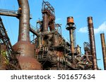 Abandoned Steel Plant Old...