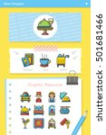 icon set hotel vector   Shutterstock .eps vector #501681466