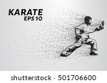 Karate Of Particles. Karate Of...