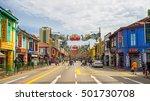 singapore  singapore   october...   Shutterstock . vector #501730708